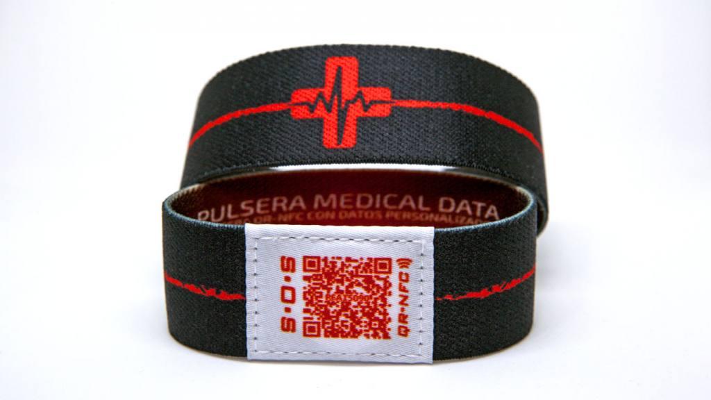 Pulsera QR NFC
